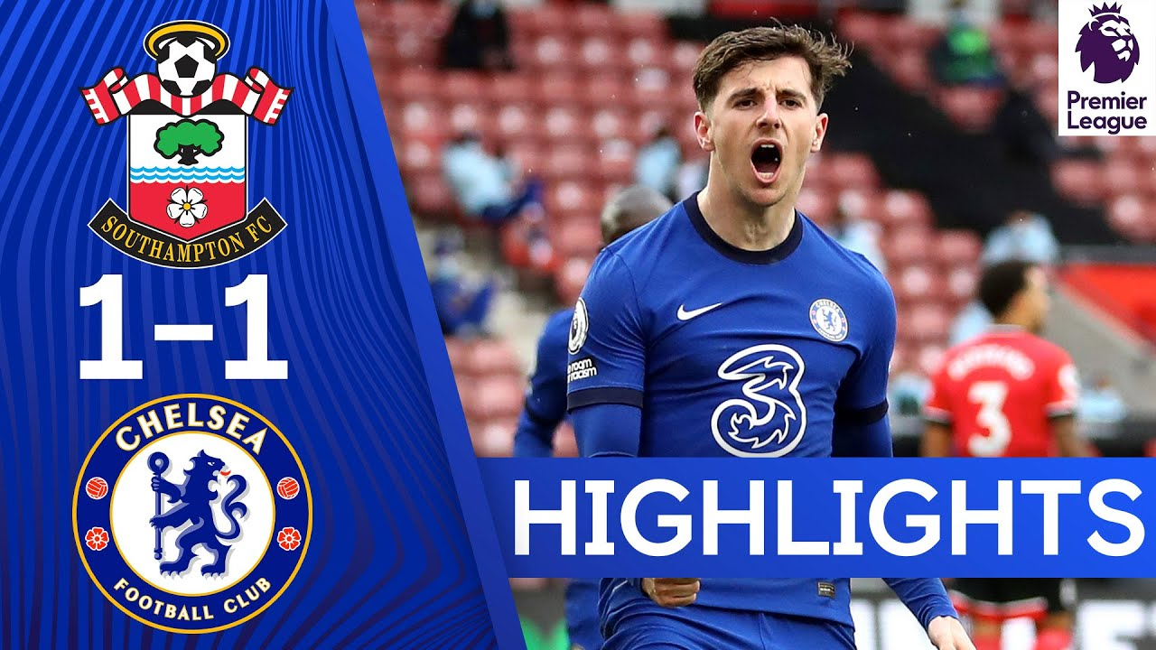 Download Southampton 1-1 Chelsea | Premier League Highlights