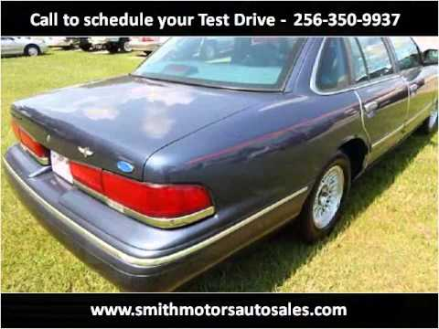 1996 Ford Crown Victoria Used Cars Decatur Al Youtube