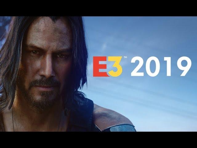 E3 2019 but it's funny