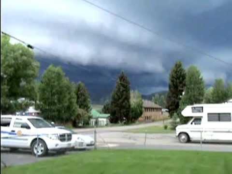 Grand County Colorado INCREDIBLE Severe Storm