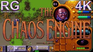 The Chaos Engine - PC - 2013 Remaster Intro & Gameplay Stage 1-1 & 1-2 [UHD 4K60]