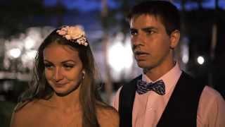 Отзыв о работе свадебного агентства Wedding History!(Наша прекрасная пара - Марина и Михаил! Их свадьба состоялась 26 июля. Столько тепла, доброты и искренности..., 2014-10-04T16:43:23.000Z)