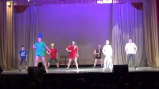 Хип-хоп (hip-hop) в Челябинске. Школа танцев Study-on, Челябинск, 2015 Скачать в HD