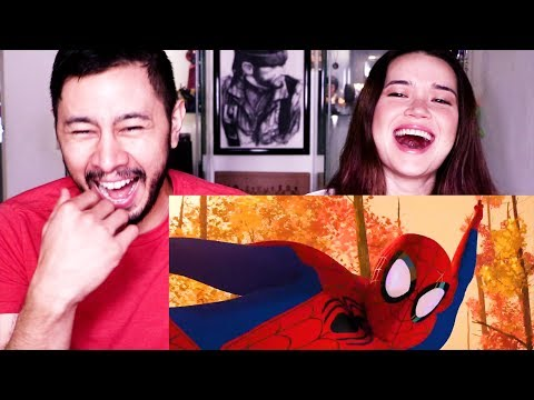 SPIDER-MAN: INTO THE SPIDERVERSE | Final Trailer | Reaction!