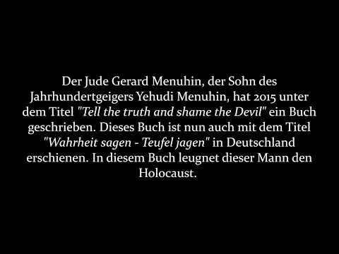Ein Jude Leugnet Den Holocaust Youtube