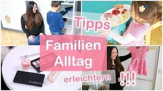 TIPPS IM FAMILIEN ALLTAG - MOM HACKS | Mamiseelen