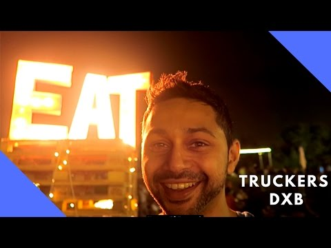 Food truckers jam Dubai!