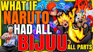 What if Naruto had all of the Bijuu? The Movie (All Parts)