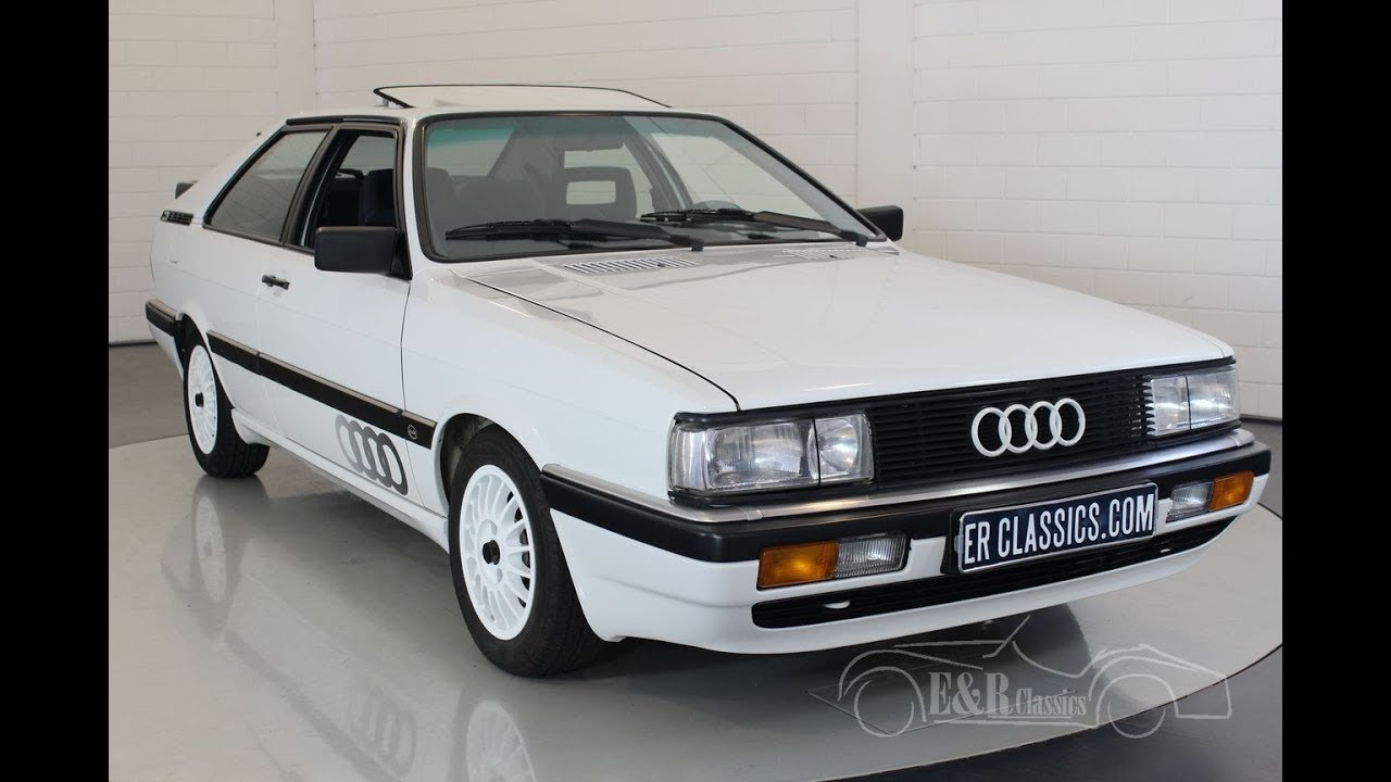 Garage Audi Lille Audi Coupe 1986 Video Erclassics