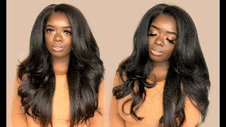 WIG 101: HOW TO THIN OUT A WIG LIKE A PRO! SO EASY! | ft. Outre NEESHA
