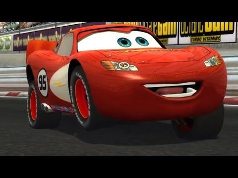 Cars Race O Rama Ds Walkthrough