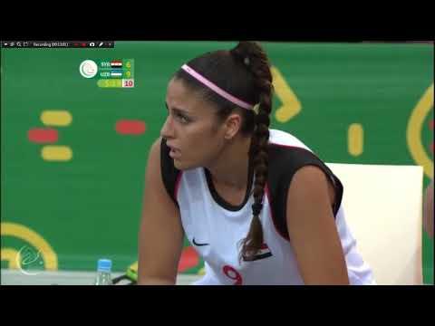 Syria VS Uzbekistan | Semi-final Basketball 3x3 Ashgabat 2017 indoor