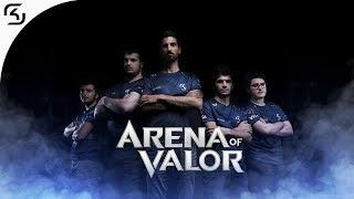 SK Enters Arena of Valor