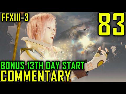 Lightning Returns: Final Fantasy XIII-3 Walkthrough Part 83 - Starting The Extra 13th Day