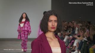 ST.GEORGE NEXTGEN MERCEDES - BENZ FASHION WEEK AUSTRALIA RESORT '20 COLLECTIONS