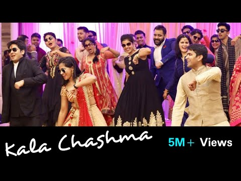 Kala Chashma - when the whole family rocks the sangeet