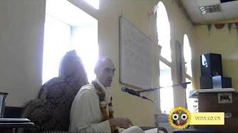 Шримад Бхагаватам 4.9.22 - Мангала Вайшнав прабху