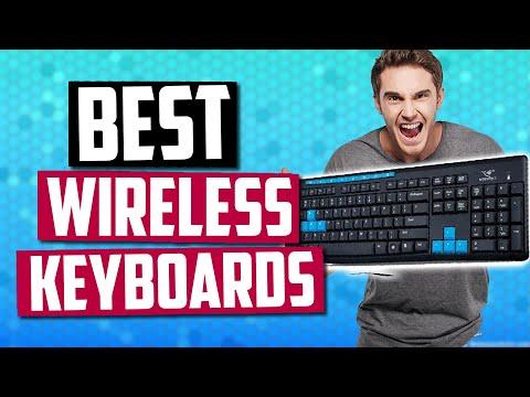 Best Wireless Gaming Keyboards in 2019 [Mechanical, Lightweight & RGB]