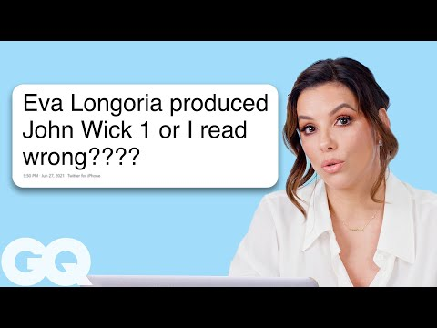 Eva Longoria Goes Undercover on Reddit, YouTube and Twitter | GQ