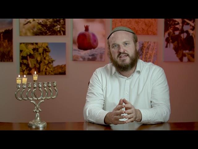 2nd night of Chanukah – Rabbi Shlomo Katz