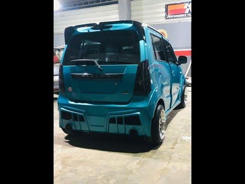 🔴India's first Widebody WagonR😍 | Wagon R Modified🔥 in Kerala