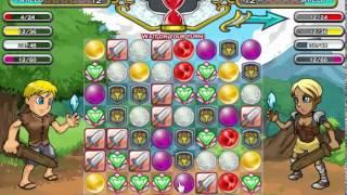 Manamancers : Multiplayer Game Level 3 Walkthrough - Mopixie.com