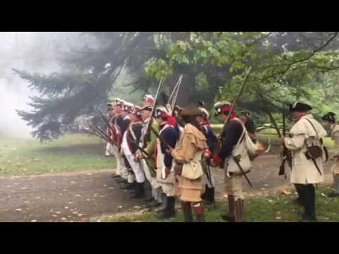 Battle of Germantown reenactment 2016