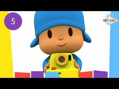 Pocoyo - POCOYO WORLD: A Mystery Most Puzzling (EP05)   30 Minutes
