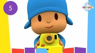 Pocoyo - POCOYO WORLD: A Mystery Most Puzzling (EP05) | 30 Minutes