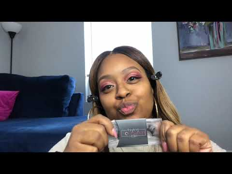 GRWM featuring The Jackie Aina Palette thumbnail