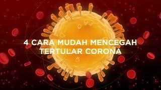 Virus penyebab covid-19 bisa hidup dipermukaan benda tanpa inang hingga berjam-jam. maka waspadai penularannya dari risiko infeksi yang berasal man...
