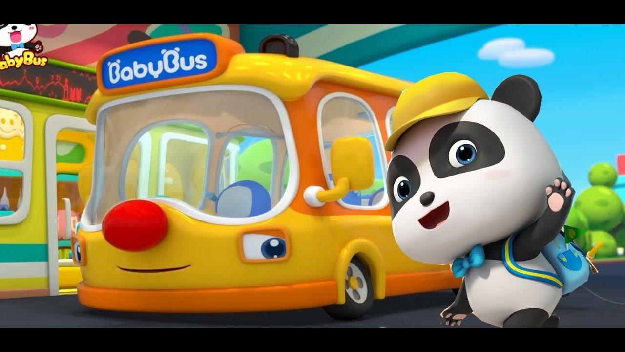 動画 ベビー バス