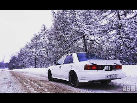 Nissan Auster 1987 за 30.000 рублей!! - Моя первая JDM-ka.