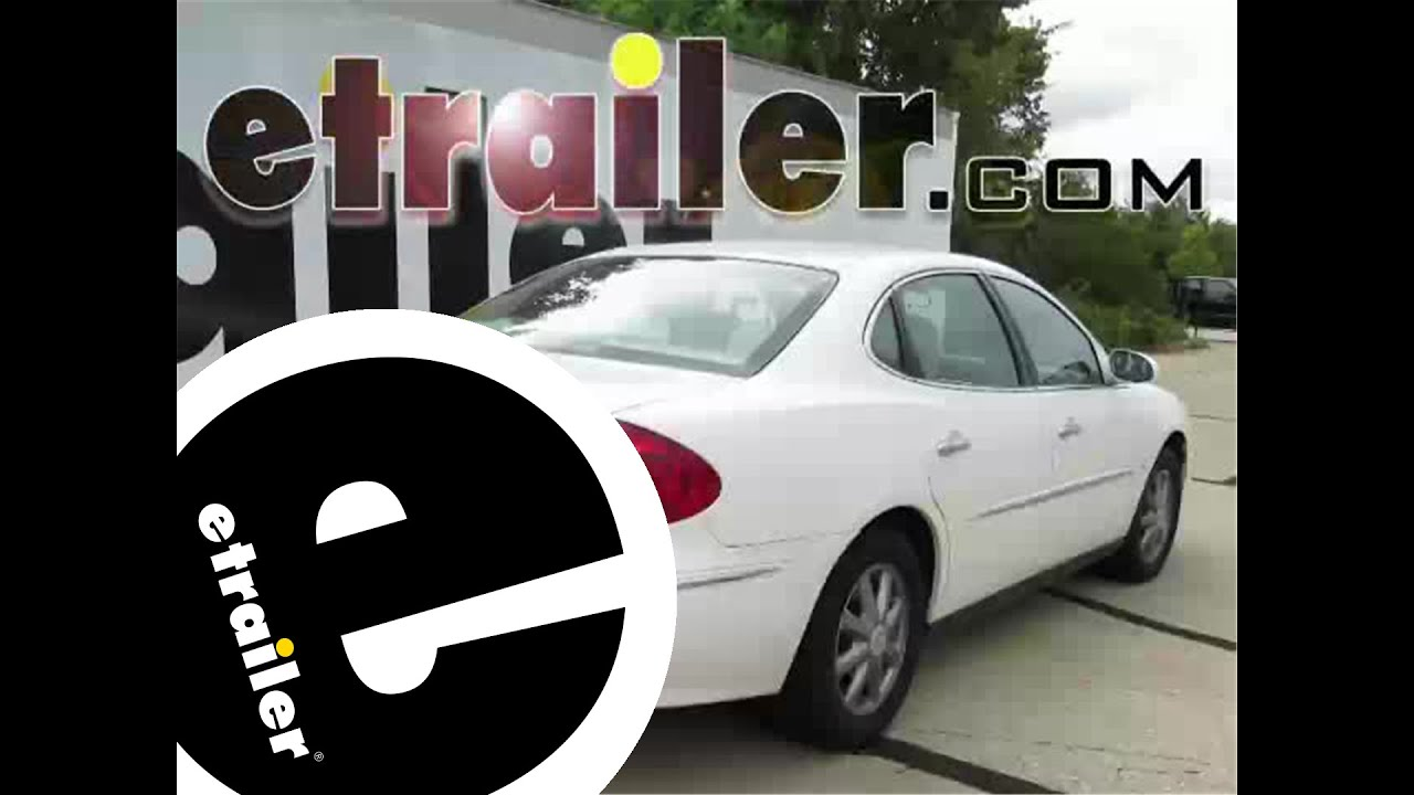 maxresdefault installation of a trailer hitch on a 2009 buick lacrosse 2003 Buick Century Rear Package Tray at fashall.co