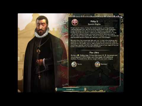 Empire of Spain  - Philip II | Peace
