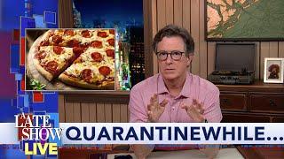 Quarantinewhile... America's Pepperoni Crisis Requires A New Sub-Sub-Segment: Meatwhile...