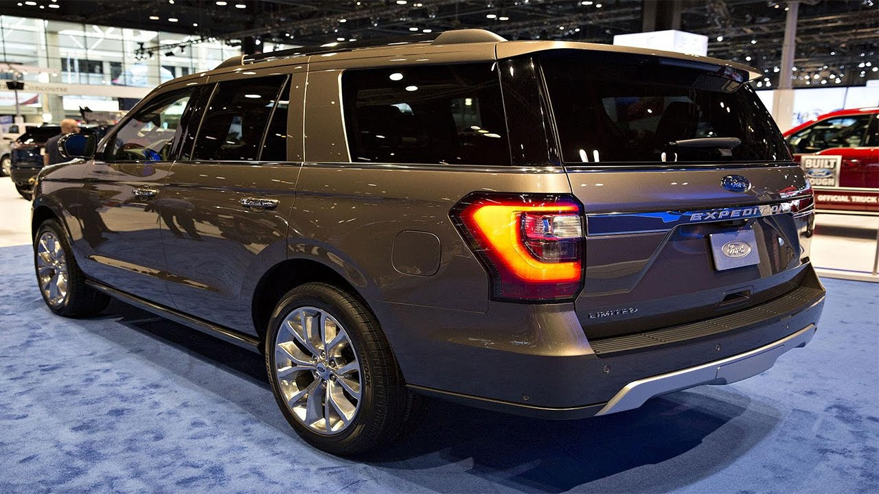 Watch This 2018 Ford Expedition Goes Aluminum And Gets Bigger