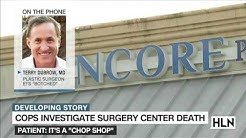 Police investigate young mom's death at plastic surgery center