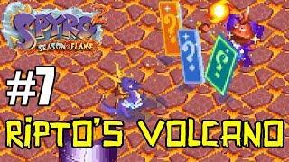 Spyro 2: Season of Flame #7 - Ripto