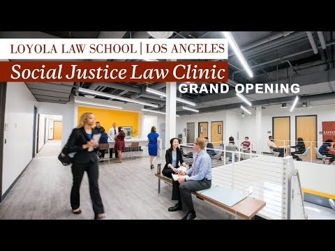 Introducing the Loyola Social Justice Law Clinic