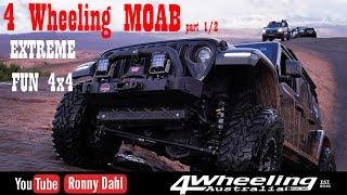 4 Wheeling MOAB, Extreme Fun 4x4