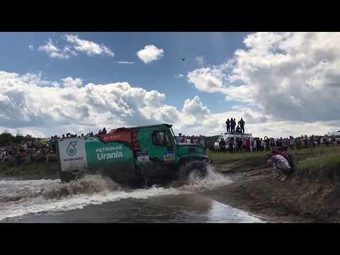ГАЗ Рейд Спорт на Шелковом Пути 2016 - Кочевая жизнь