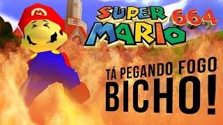 TÁ PEGANDO FOGO BICHO! - SUPER MARIO 664 #01
