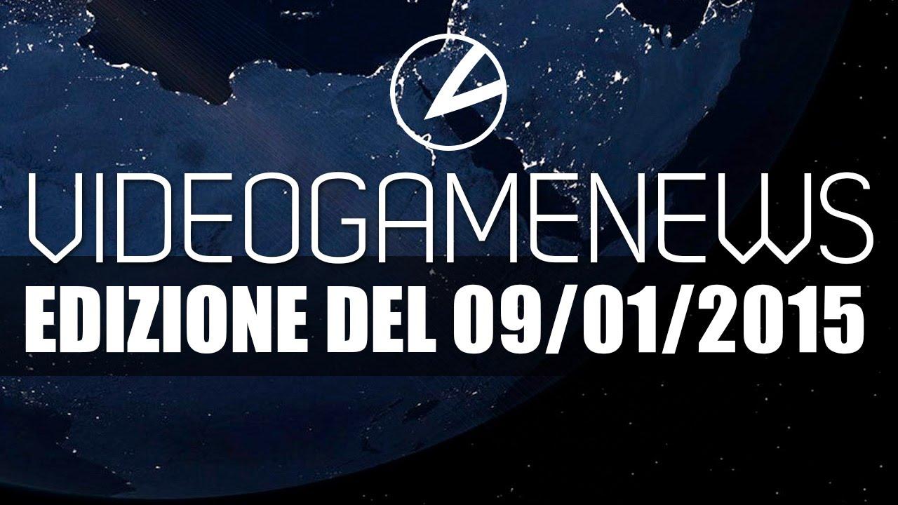 Videogame News - 09/01/2015 - The Order 1886 - Evolve - Hellblade