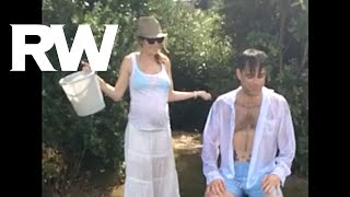 Robbie Williams | ALS Ice Bucket Challenge