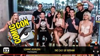 Gotham Season 4 Comic Con 2017 Interview - GOTHAM SDCC 2017 INTERVIEW FULL