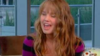 Debby Ryan - Good Morning Texas (12/01/08) - [SHQ] - www.HR-Encodes.com