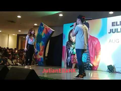 Tumalon - Julian Trono and Ella Cruz💜