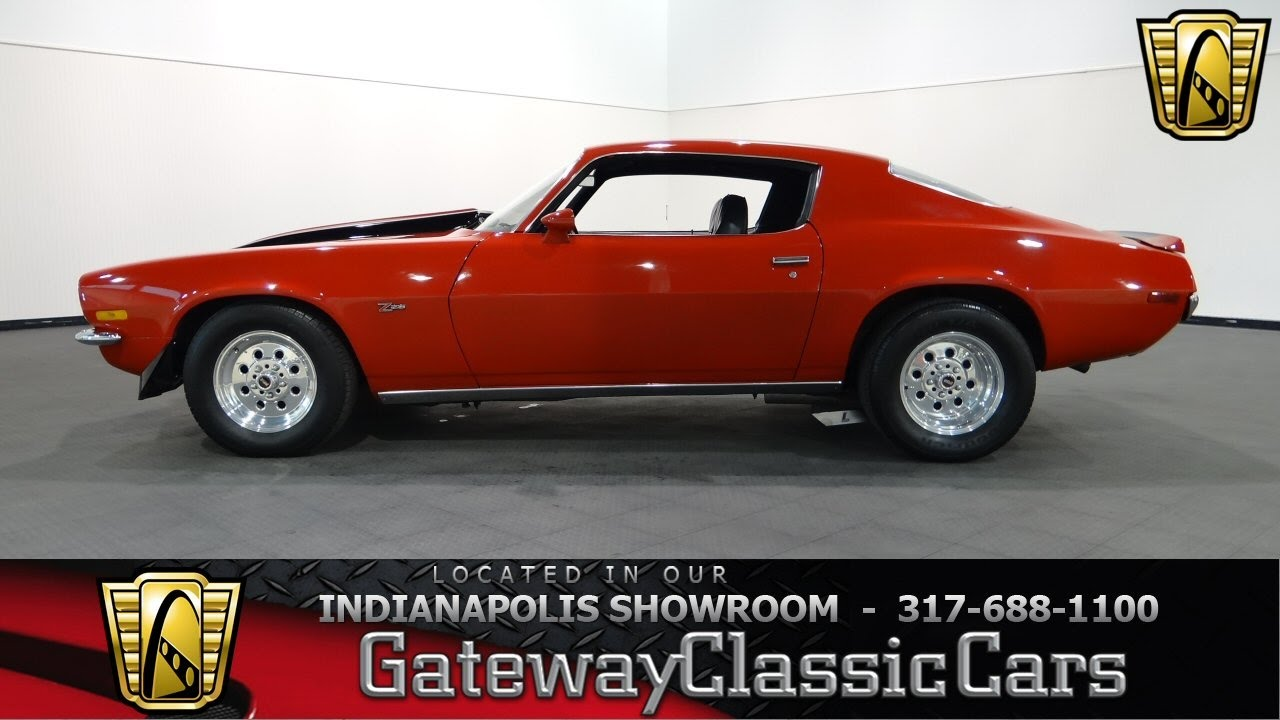 Chevrolet Camaro Tribute Gateway Classic Cars