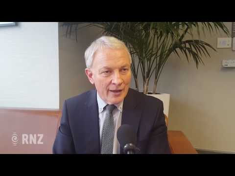 Phil Goff on the America's Cup